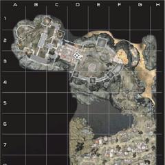 马斯亚夫地图