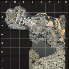 A map of Masyaf
