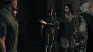 Ugo avec Antonio et Ezio