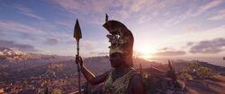 ACOD Statue of Athena