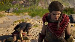 ACOD The Wolf of Sparta - Kassandra Sparing Nikolaos