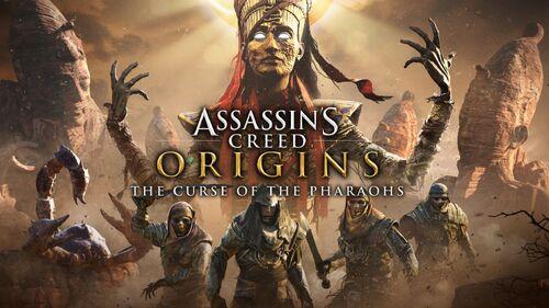 ACO Curse of the Pharaohs