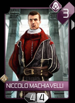 ACR Niccolo Machiavelli