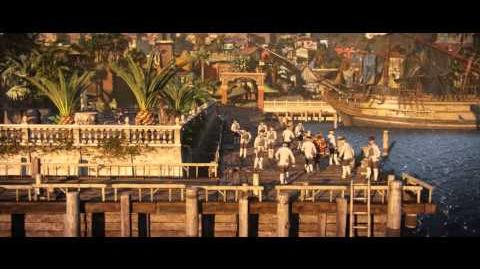 E3 Debüt Trailer - Assassin's Creed 4 Black Flag DE