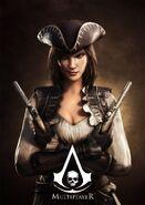 ACIV multi femme pirate