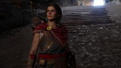 ACOD Runaway - Kassandra Enters Cave
