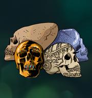 ACP Treasures Strange artifacts