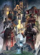 AC Revelations Chinese poster