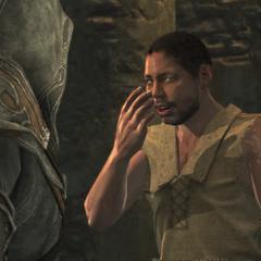 Ezio vraagt <a href=