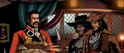 Alonzo and Samuel Bellamy