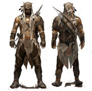 Assassin s Creed 3 DLC concept art 4 by Guizz