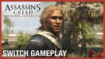 Assassins Creed The Rebel Collection - Black Flag and Rogue Gameplay Ubisoft NA