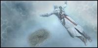 Skok wiary (grafika symbolizująca) (AC1) (by Kubar906)