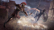 Storm Attack - Assassin's Creed Odyssey
