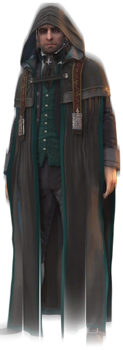 ACU Germain Render