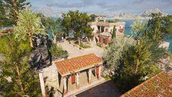 Argolis-Epidauros-EristeneaHouse