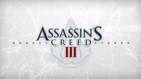 Assassin's Creed III - Preview - Sequence Six Clip (POSSIBLE SPOILERS!)