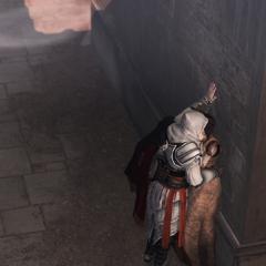 Ezio kust Cristina