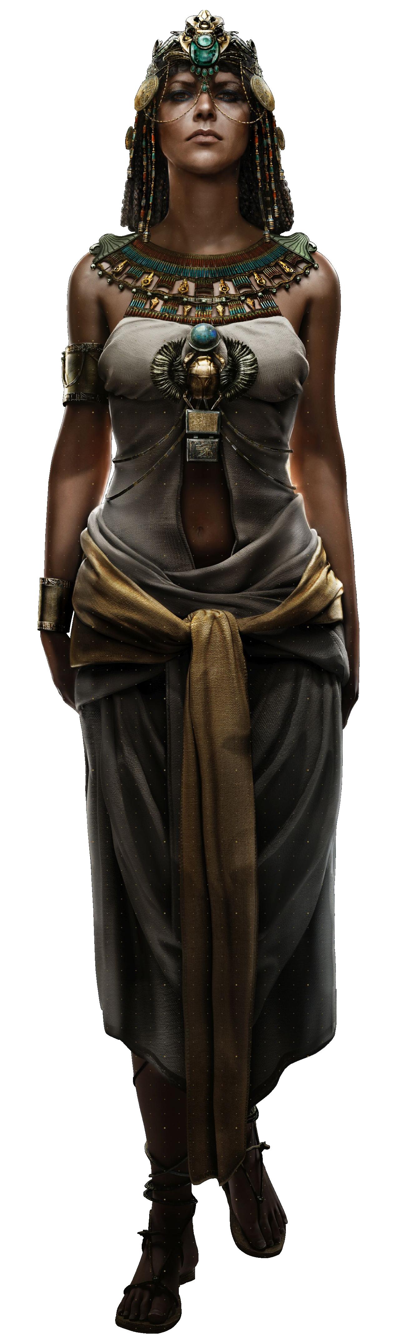 Cleopatra Render