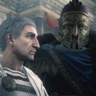 César et <b>Septimius</b> à <a href=
