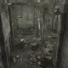 Another ruined room