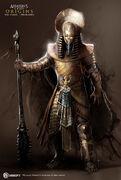 ACO CotP Ramesses II Concept Art