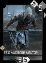ACR Ezio Auditore, Mentor