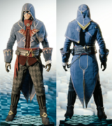 ACU Improved Phantom Outfit