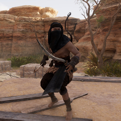 Bandit Dual Wielder