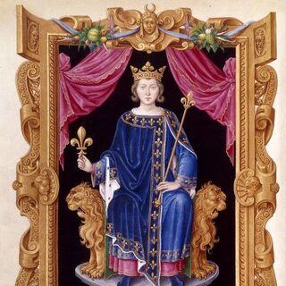 腓力四世,绘于16世纪
