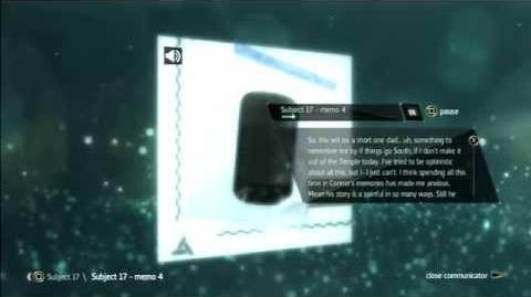 AE files:Subject 17 - memo 4