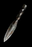 ACS couteau de lancer