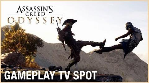 Assassin's Creed Odyssey Gameplay TV Spot Ubisoft NA