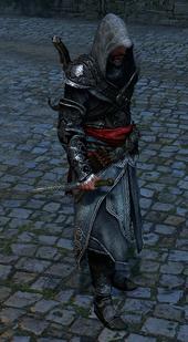 Ezio cygański sztylet (ACR) (by Kubar906)