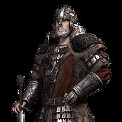 Byzantine Almogavar