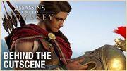 Assassin's Creed Odyssey Behind the Cutscene Ubisoft NA