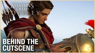 Assassin's Creed Odyssey Behind the Cutscene Ubisoft NA