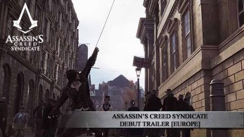 Assassin's Creed Syndicate Debut Trailer EUROPE