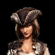 Miniturka Lady Black