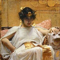 <i>Cleopatra</i>, by <a href=