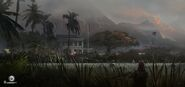 ACIV Kingston Port Royal Manoir Plantation concept