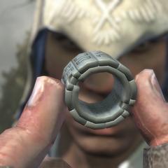 康纳正细查戒指
