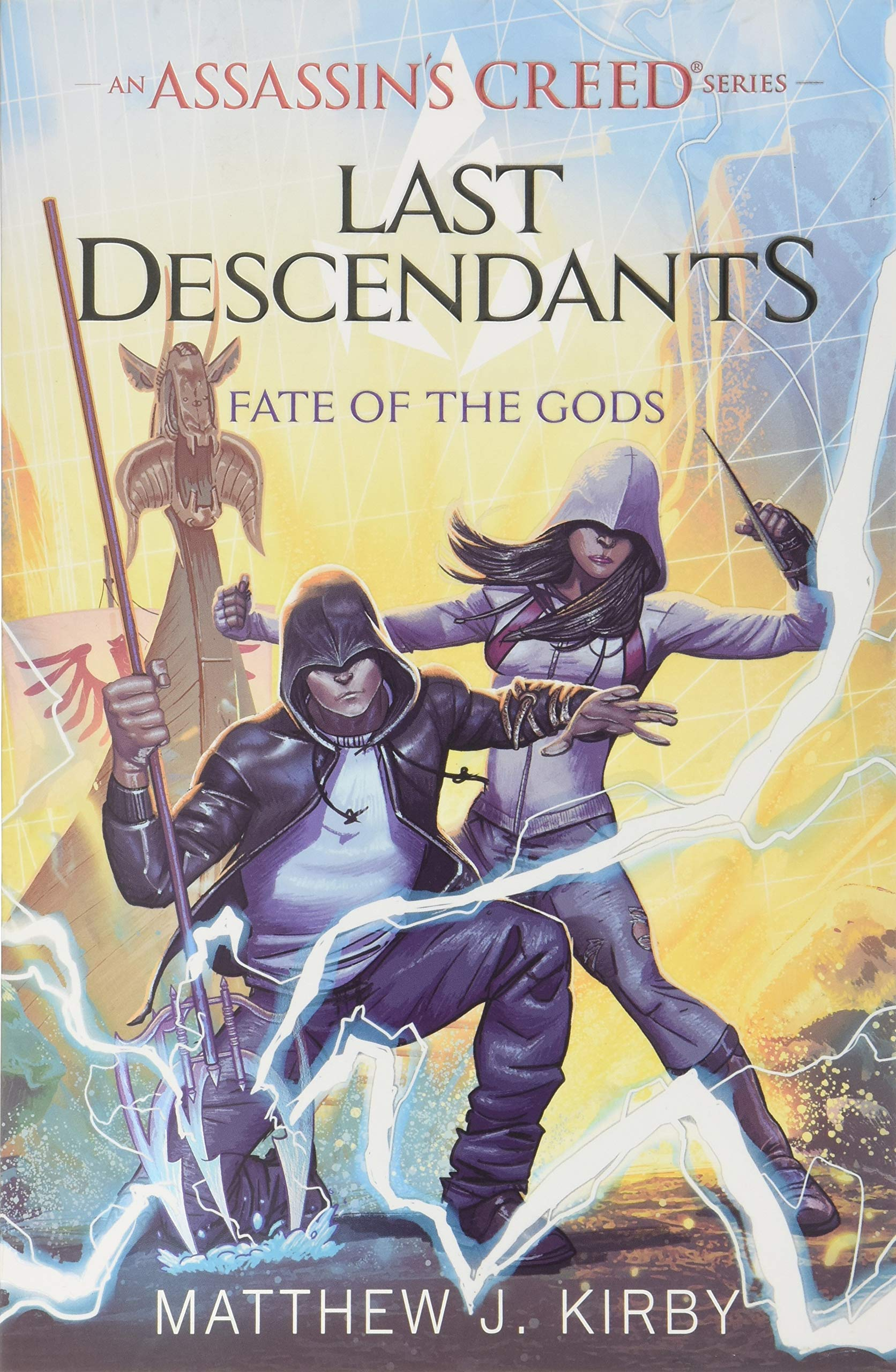 Assassin S Creed Last Descendants Fate Of The Gods Assassin S