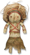 ACOD ACO Shadya's Doll