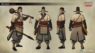 ACCC Wang Yangming Concept Art