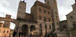 ACII Palazzo Comunale San Gimignano