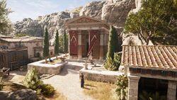 ACOD Gortyn Temple of Demeter