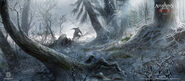 ACRogue Shay River Valley inverno concept art