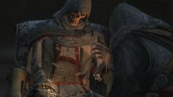 Altair skelet ezio