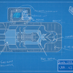 Animus HR-8的蓝图